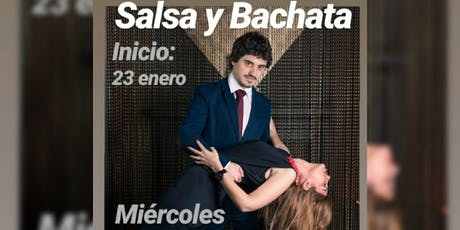 CLASE DE SALSA INICIO GRATIS entradas