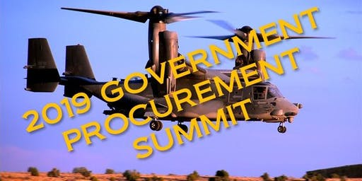 2019 ALBUQUERQUE - GOVERNMENT PROCUREMENT OUTLOOK & EXPOSITION SUMMIT