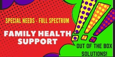 Family Health Support - Special Needs Workshop