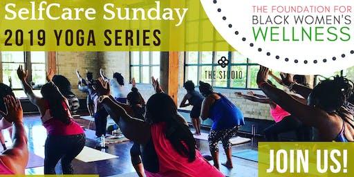 2019 SelfCare Sunday Yoga Series at The Studio