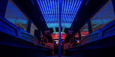Quese Birthday Party Bus