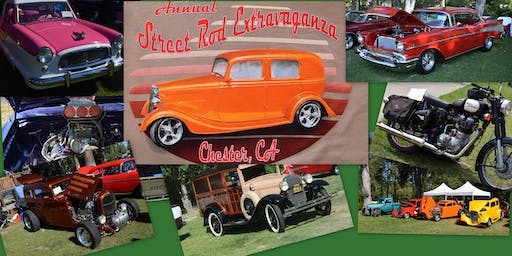 33nd Annual Street Rod Extravaganza !!