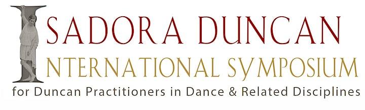 Isadora Duncan International Symposium 2019 image