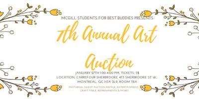 Best Buddies 7th Annual Art Auction
