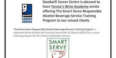Smart Serve - Goodwill Career Centre - Mar 29