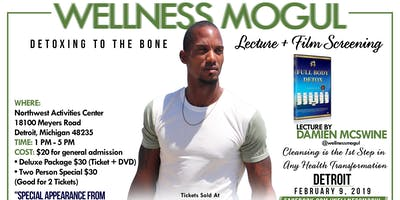 Detroit- Detoxing To the Bone Film and Lecture