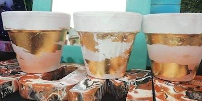 Decorative Terracotta Pot Workshop