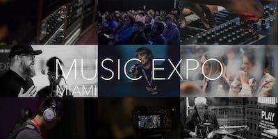 Music Expo Miami 2019