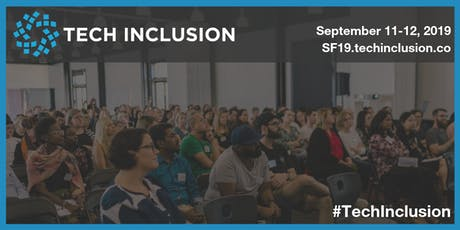 Tech Inclusion 2019 tickets