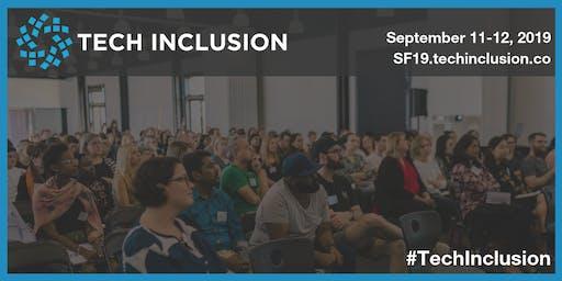 Tech Inclusion 2019