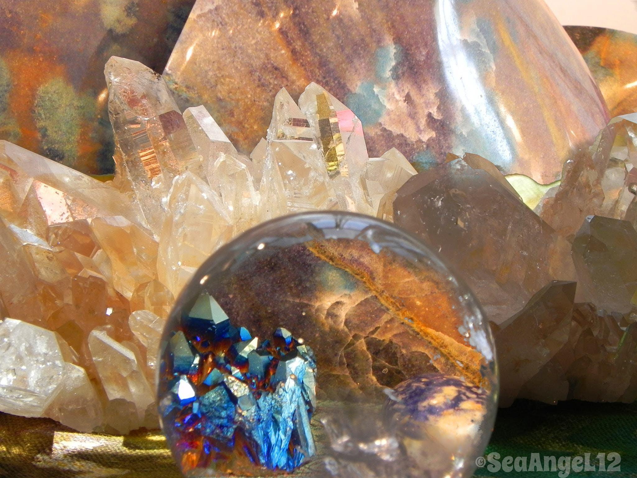 Great San Francisco Crystal Fair