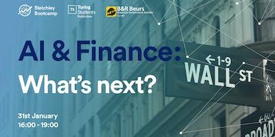AI & Finance: What\