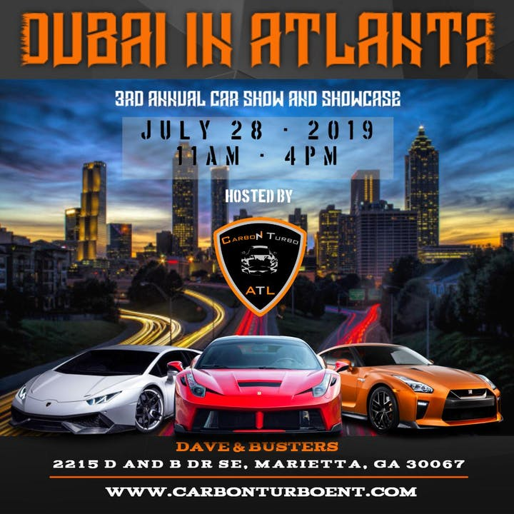 3rd Annual Car Show & Showcase 2019
