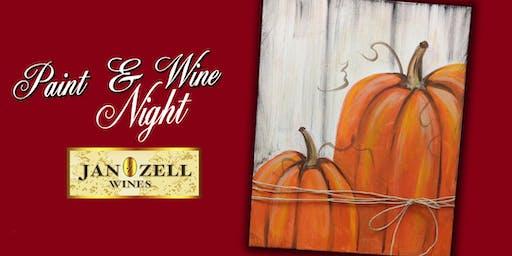 Jan Zell Wines Paint Event