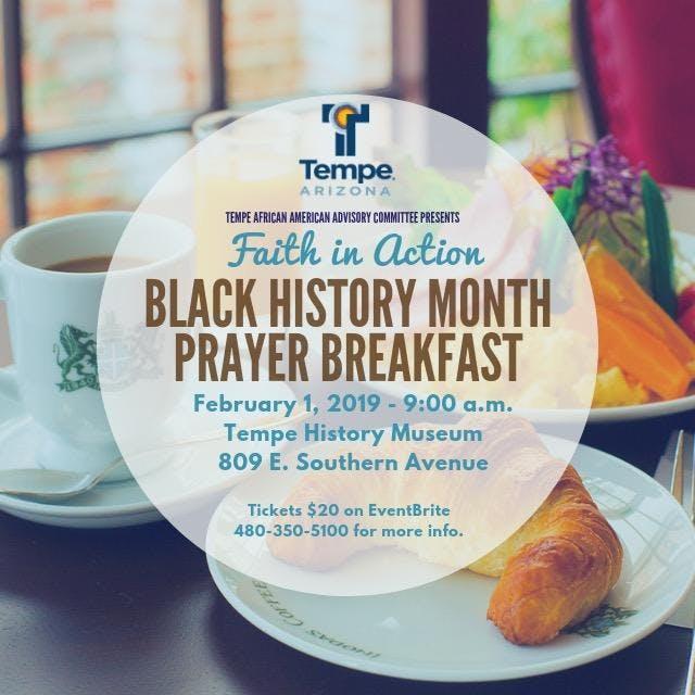 Tempe's First  Interfaith Breakfast