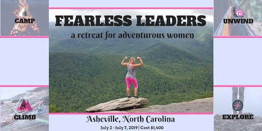 Fearless Leaders Retreat