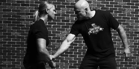 Self defence workshop (Adults 16+) (Tuggeranong Library) tickets