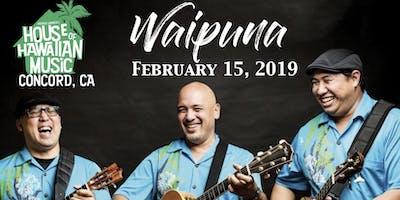 Waipuna LIVE in Concord!
