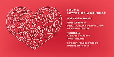 Love & Lettering Workshop