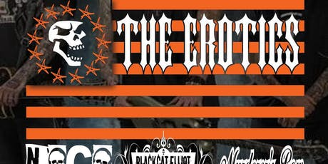 The Erotics cd release party! tickets