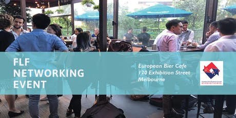 ACBC Victoria: Future Leaders Forum Networking Drinks (July)  tickets