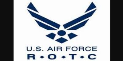 Air Force ROTC Representative Visit