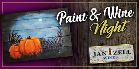 Copy of Jan Zell Wines Paint Event tickets