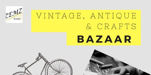 Vintage, Antique and Craft Bazaar