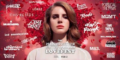 The Harder, Better, Faster, Stronger Lovefest