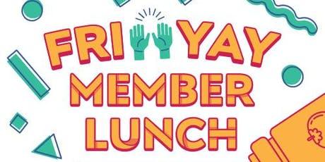 Member's Lunch- Service Stall Registration tickets