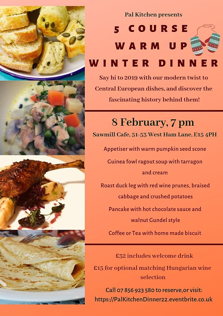 Warm up winter dinner image