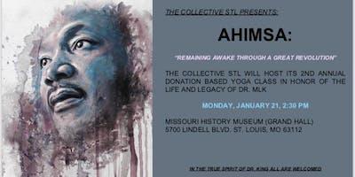 Ahimsa: The Collective Yoga Event