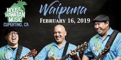 Waipuna LIVE in Cupertino!