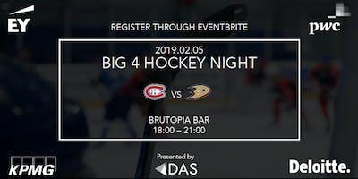 Big 4 Hockey Night