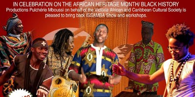 Issamba - African Rhythms Collectives Workshop Series