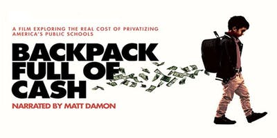 Backpack Full of Cash Screening