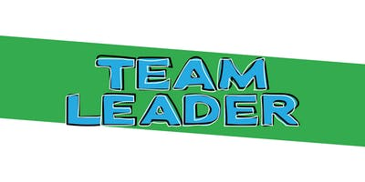 Working as a Team Leader in the ACT