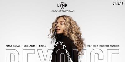 R&B Wednesday @ The Lynk Beyonce Night Edition Feat 102 Jamz  Deronjuan