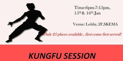 Kungfu Session