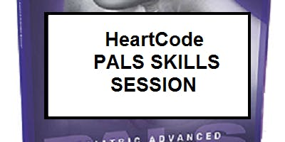 AHA PALS Skills Session April 27, 2019 3 PM to 5 PM at Saving American Hearts, Inc 6165 Lehman Drive Suite 202 Colorado Springs, CO 80918.