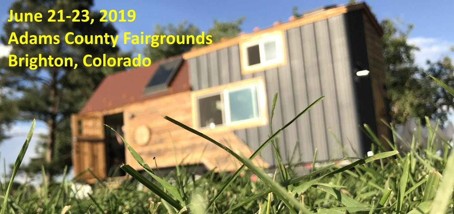2019 Colorado Tiny House Festival