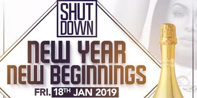 SHUTDOWN NEW YEAR NEW BEGINING