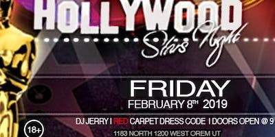The Hollywood Premier event