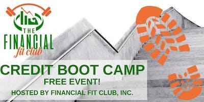 FREE Credit Boot Camp!!!