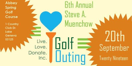 6th Annual Steve Muenchow Memorial Outing tickets