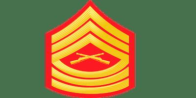 MSgt Michael Marshall's USMC Retirement 20 + Years