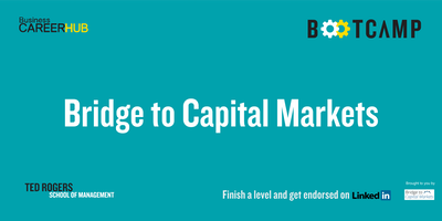 Bridge to Capital Markets Bootcamp: Day 2