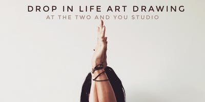 Drop in Life Art