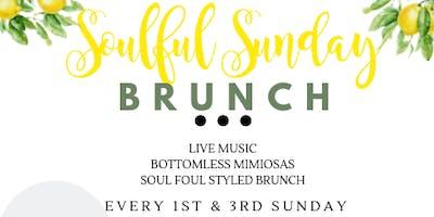May Soulful Sunday Brunch
