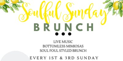 July  Soulful Sunday Brunch